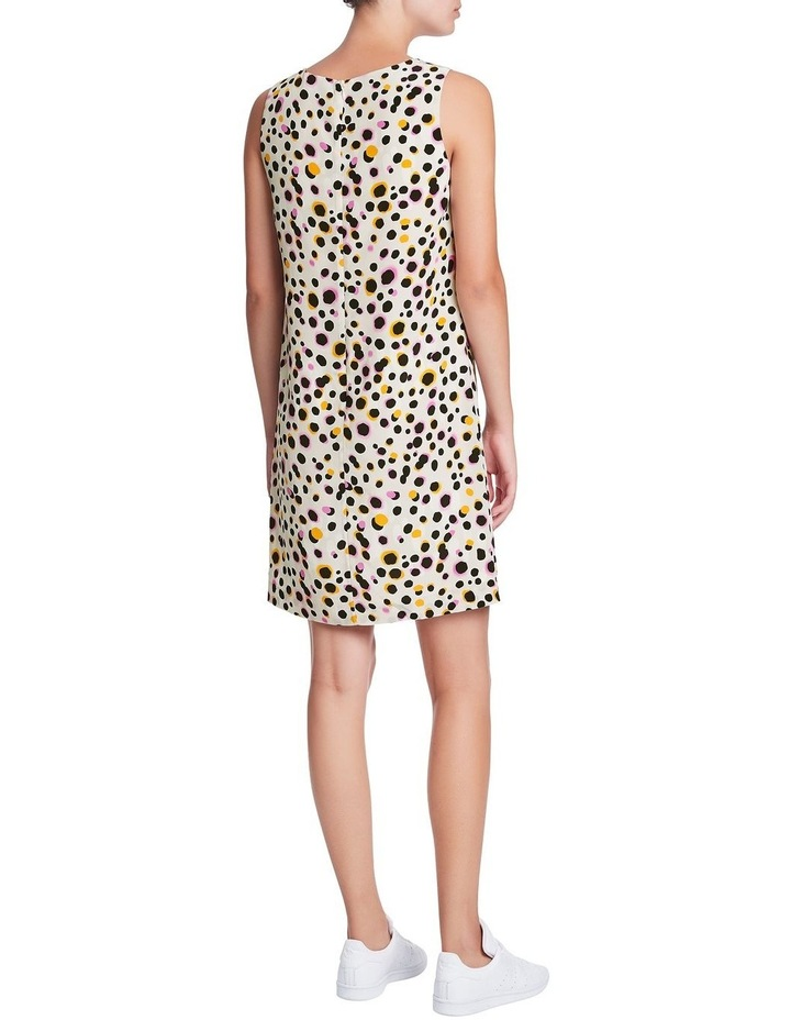 Silk Shift Dress image 3