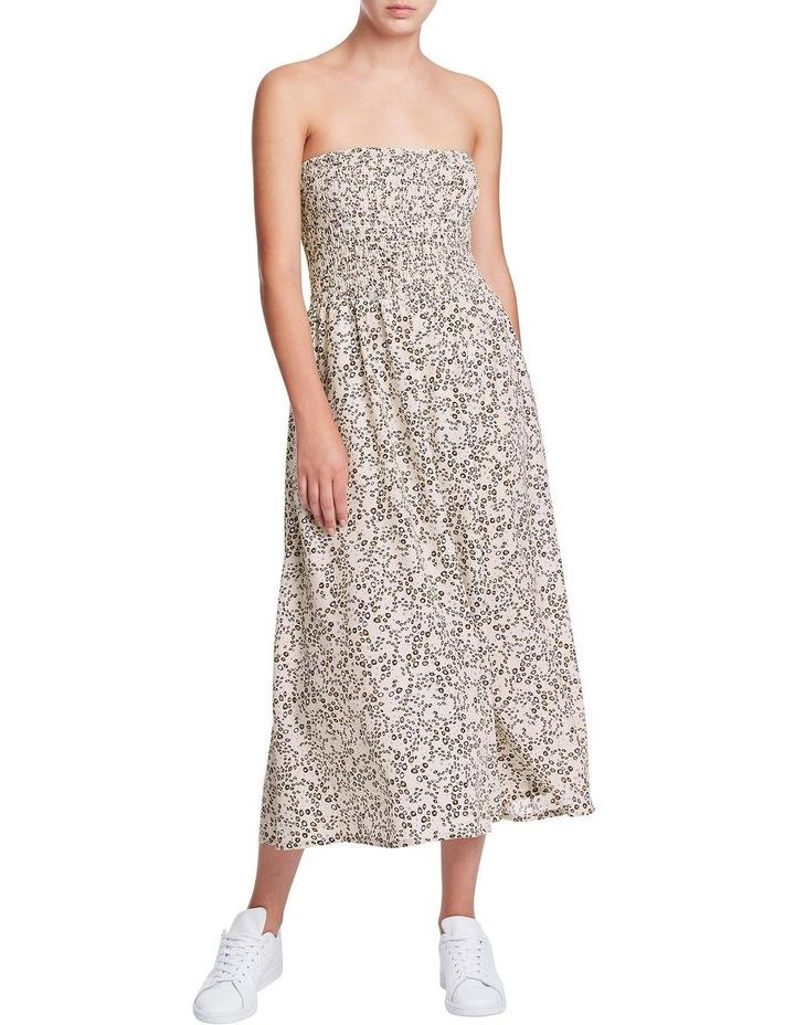 Wild One Shirred Silk Dress image 2