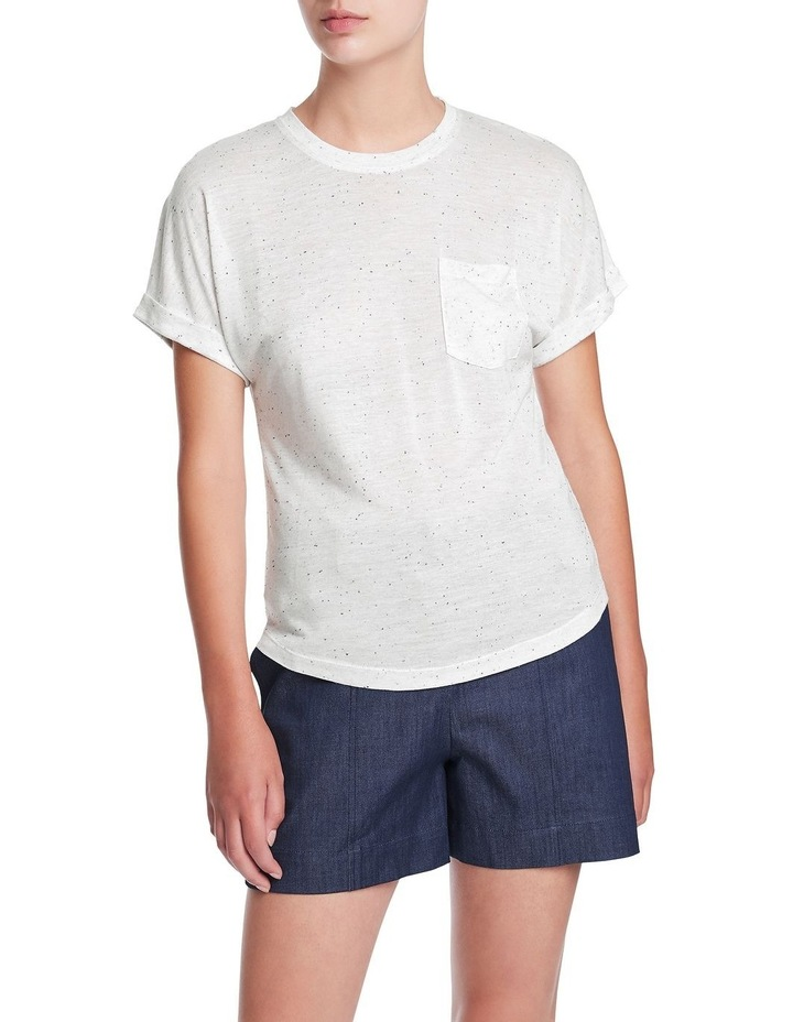 The New Way Speckle Tee image 1