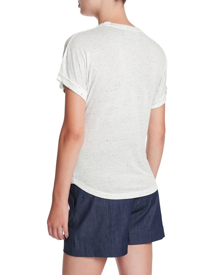 The New Way Speckle Tee image 3