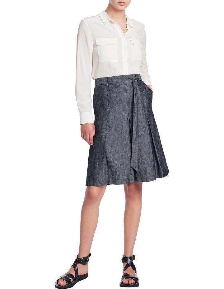 Marta Denim Skirt image 2