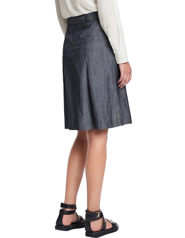 Marta Denim Skirt image 3