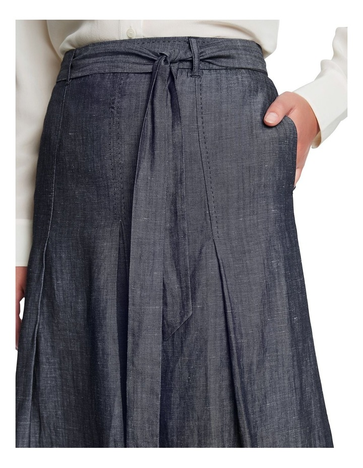Marta Denim Skirt image 4