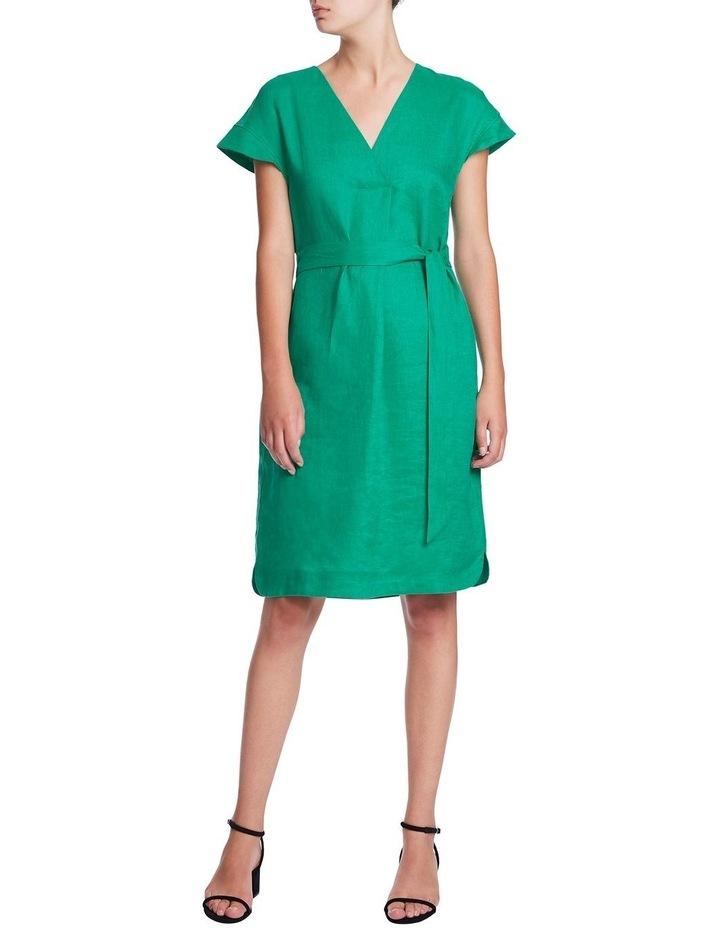Washed Linen Dress image 1