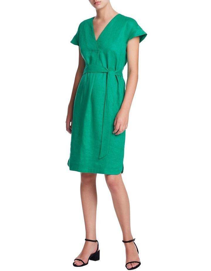 Washed Linen Dress image 2
