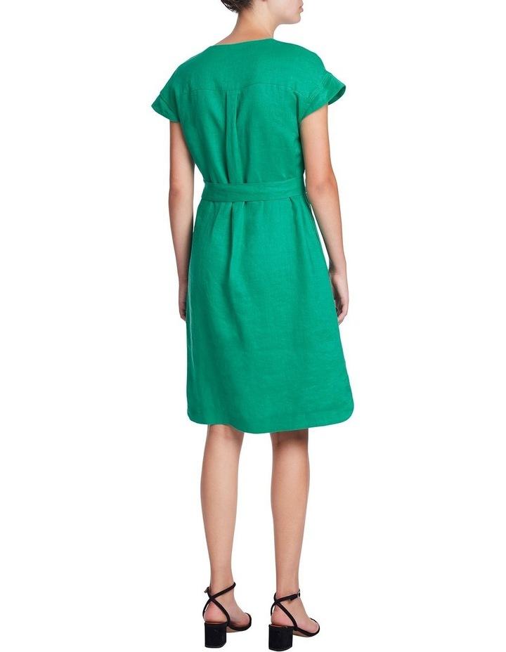 Washed Linen Dress image 3