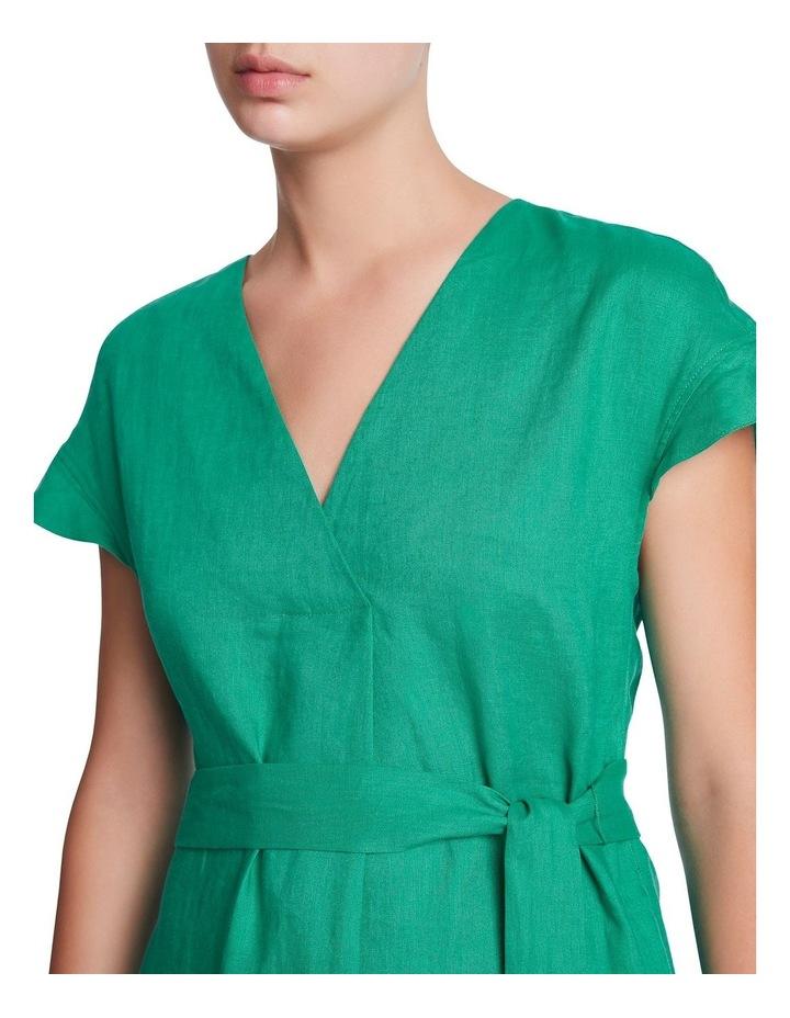 Washed Linen Dress image 4