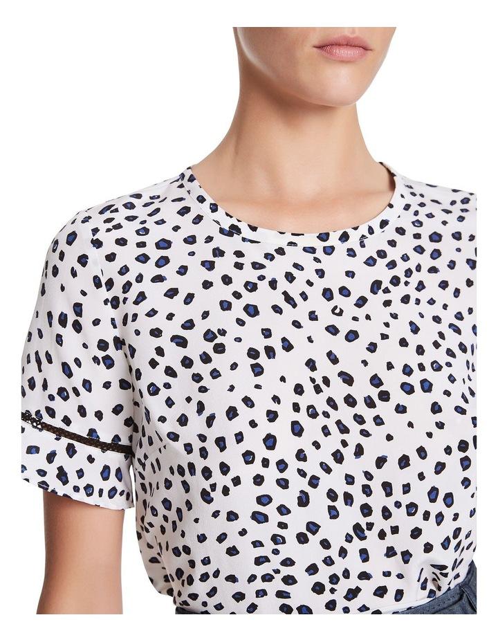 Leopard Silk Top image 4