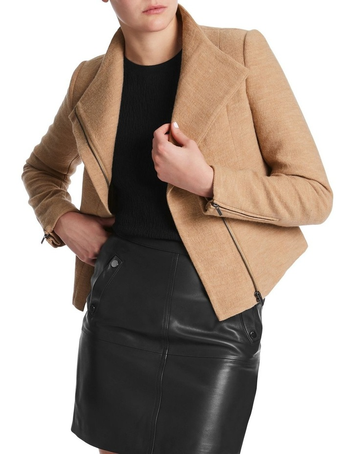 Lani Felted Wool Jacket image 1