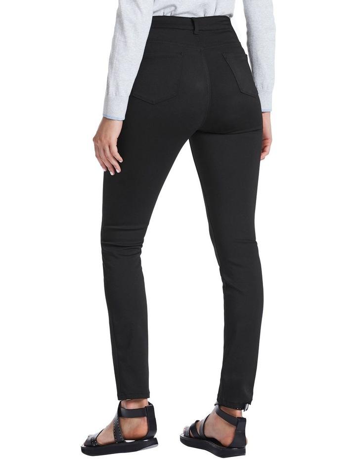 Darlo Black Skinny Jean image 3