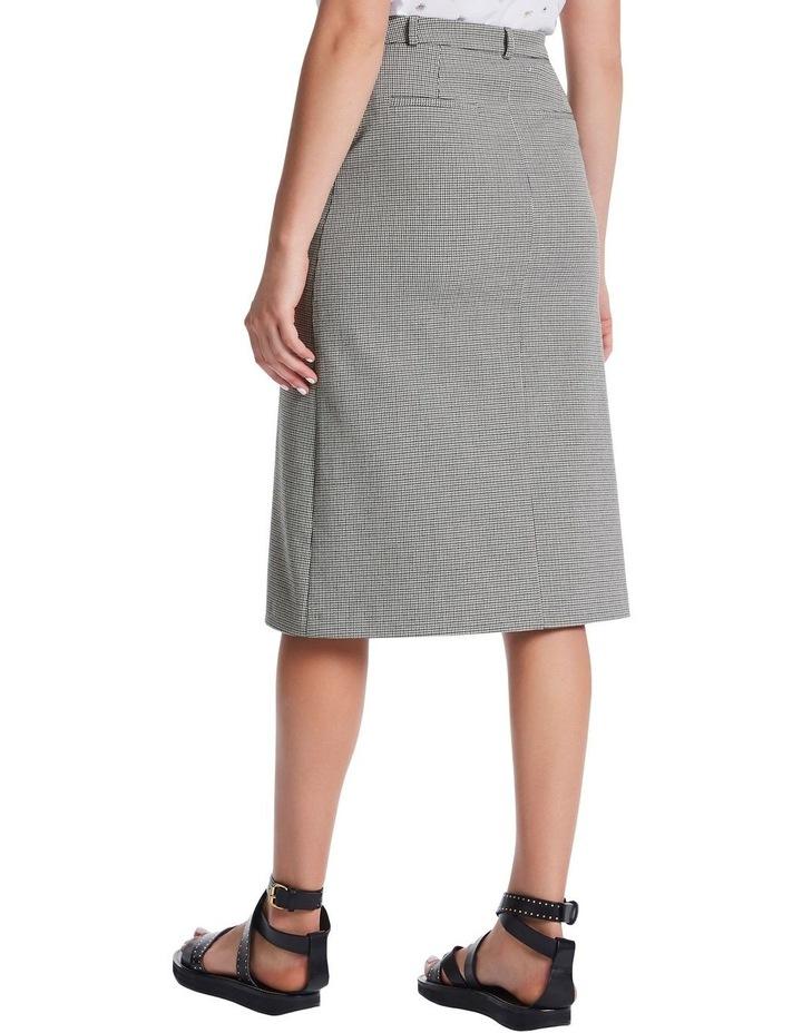 Plaid Perfection Midi Skirt image 3