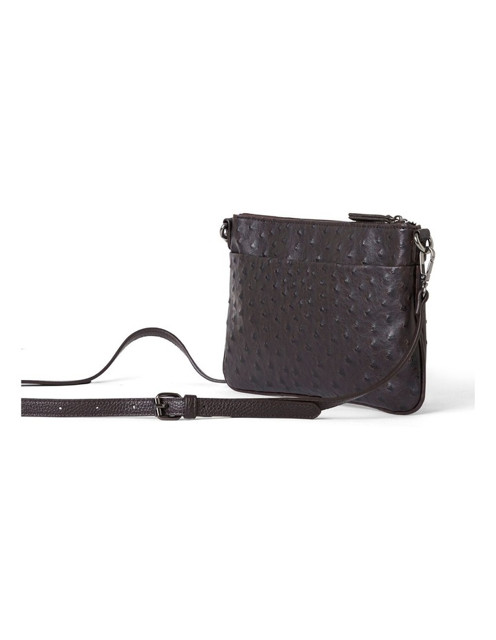 Maise Ostrich Look CB Bag image 3