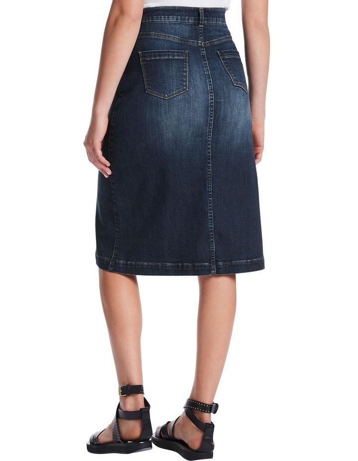 Rosebery Denim Midi Skirt image 3
