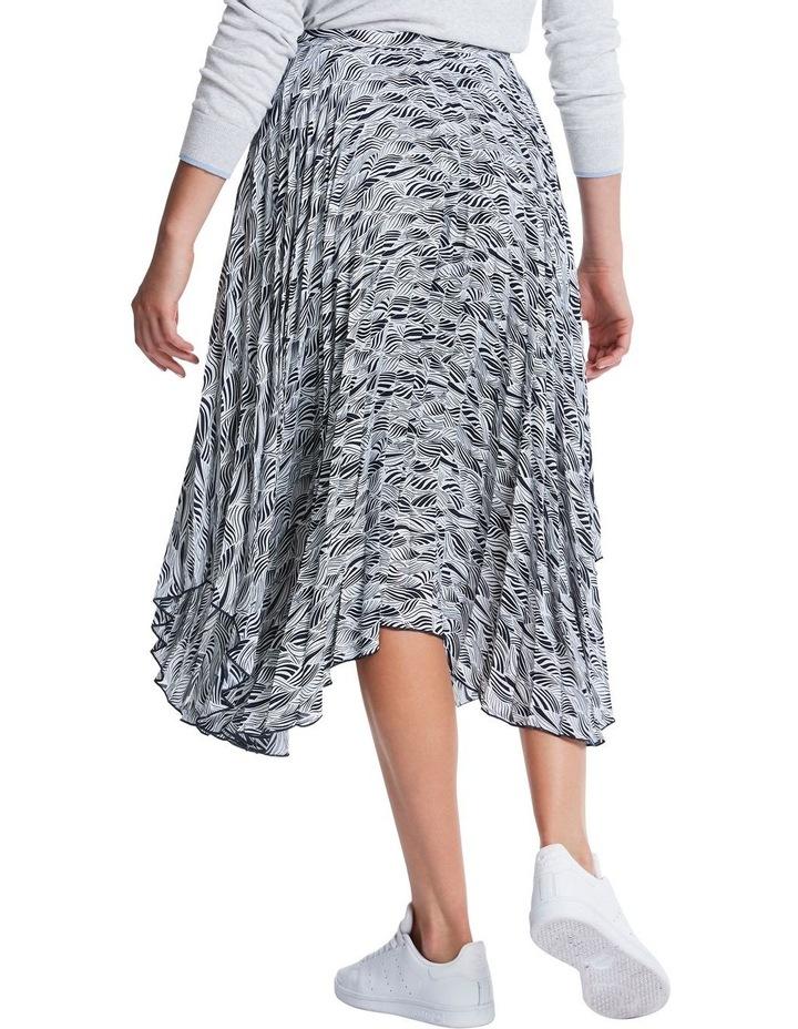 Zebra Pleat Skirt image 3