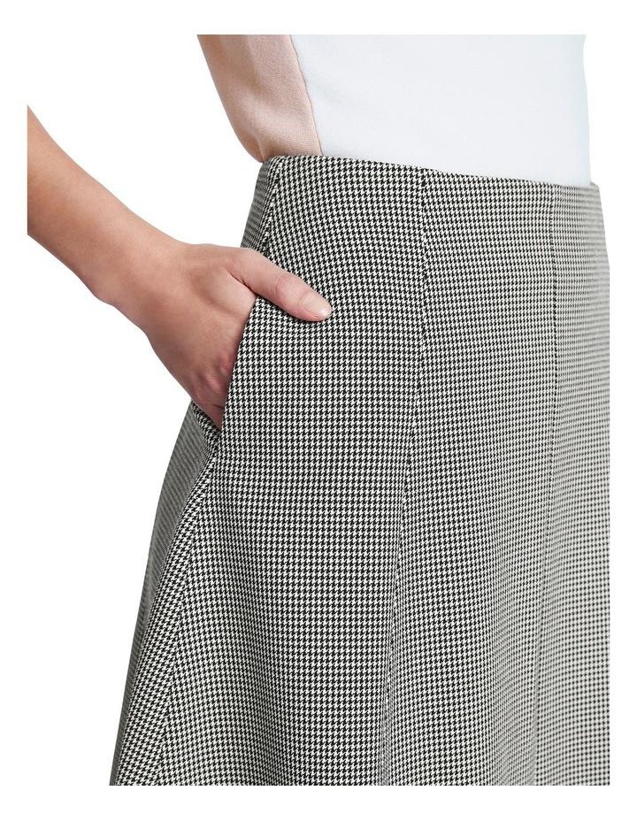 Dogtooth Skirt image 4