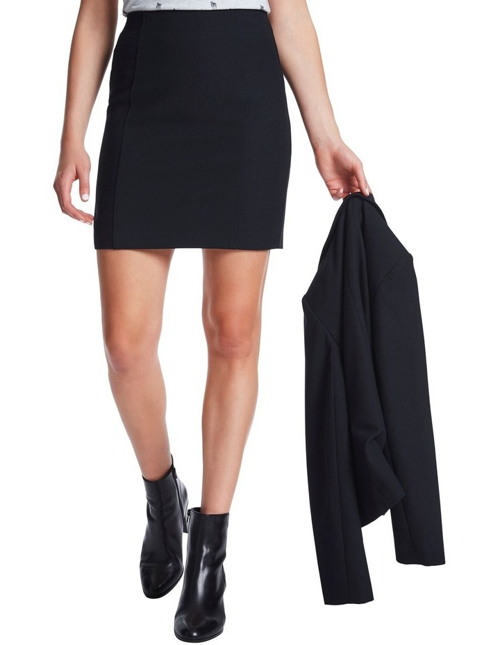 Resume Two Tone Skirt image 1