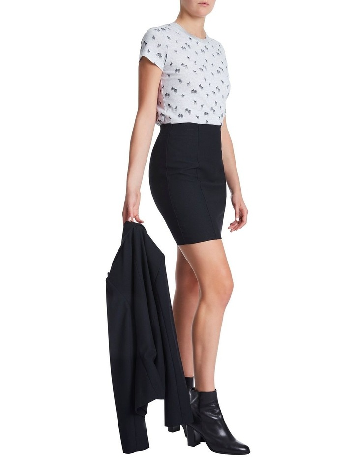 Resume Two Tone Skirt image 2