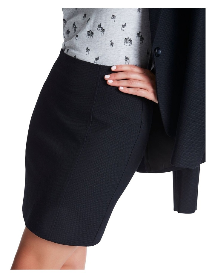 Resume Two Tone Skirt image 4
