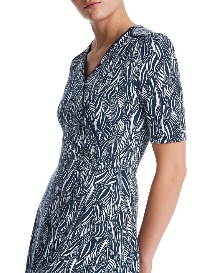 Zebra Crossing Ve Dress image 4