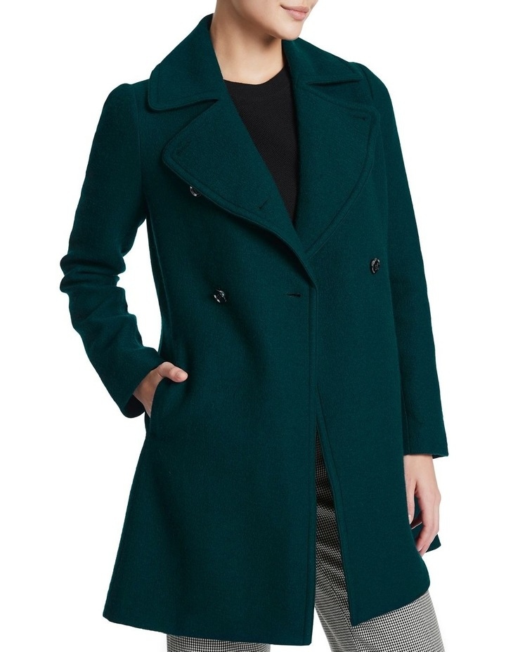 Deanna Db Felted Wool Coat image 1