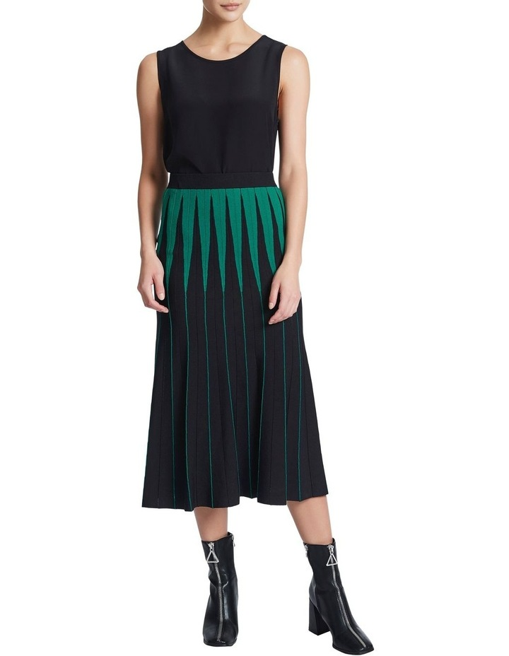 Milano Pleat Skirt image 2