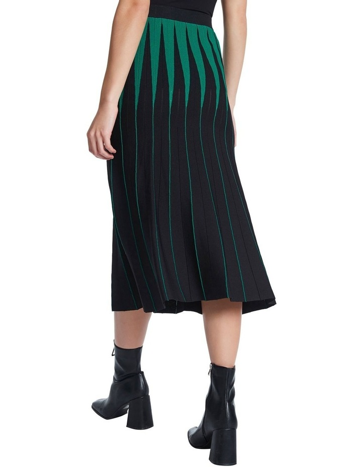 Milano Pleat Skirt image 3