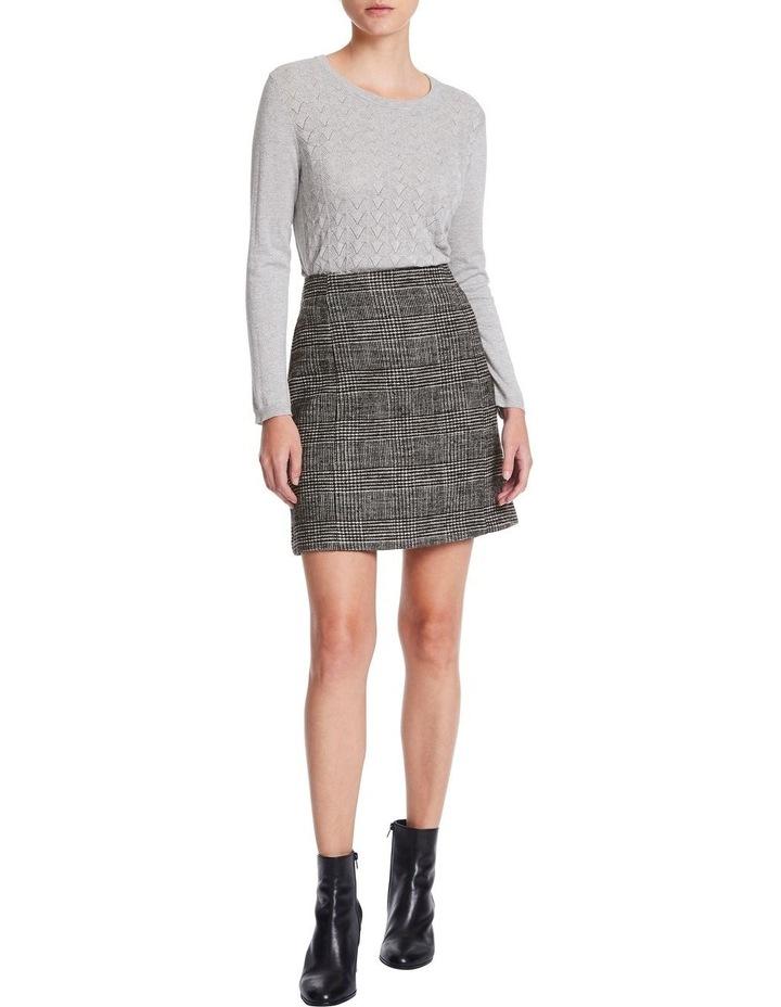 Plaid Mini Skirt image 1