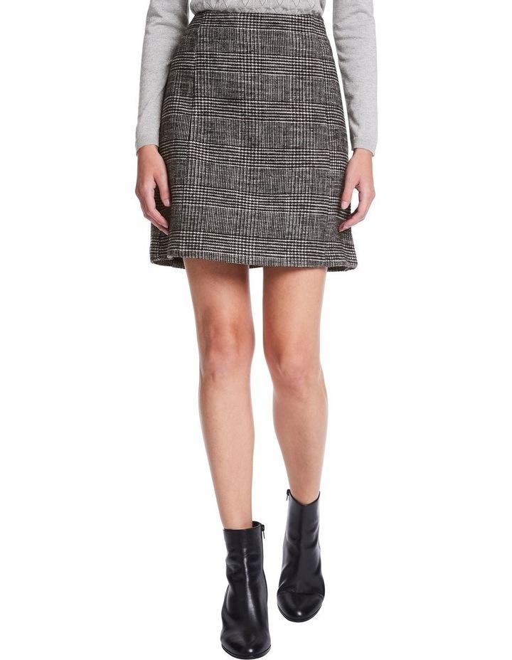 Plaid Mini Skirt image 2