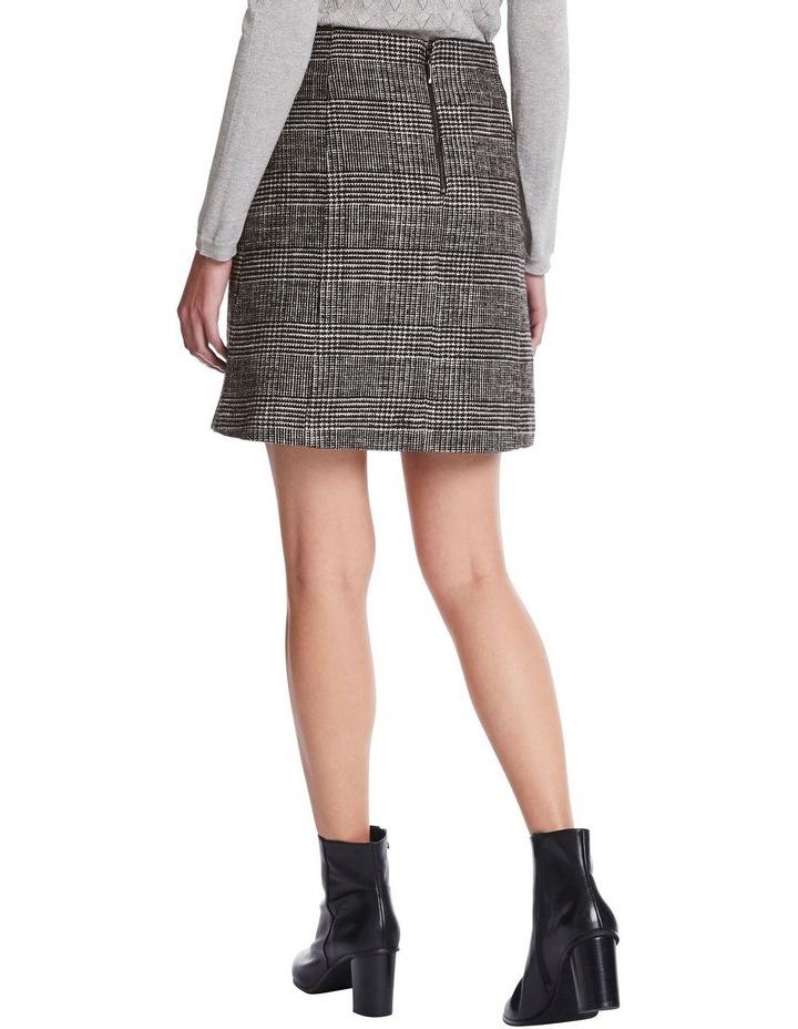 Plaid Mini Skirt image 3