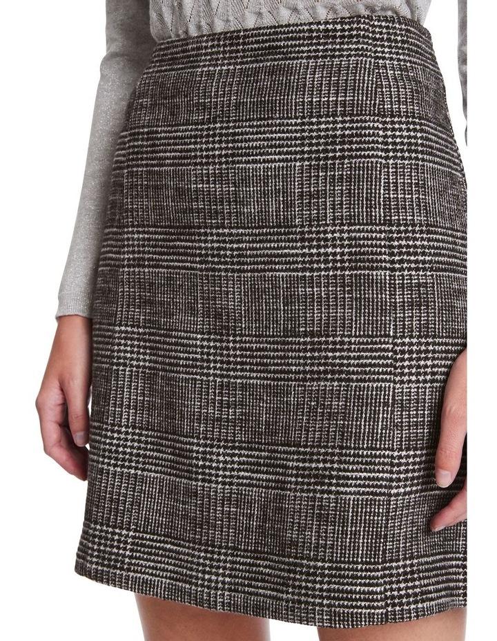 Plaid Mini Skirt image 4