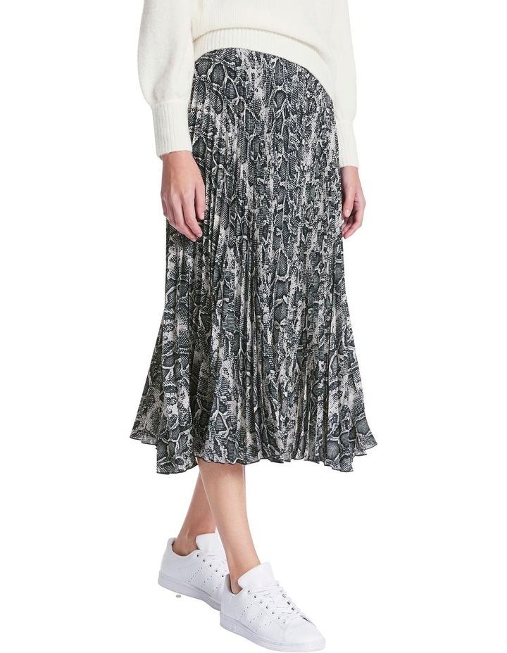 Python Pleat Skirt image 1