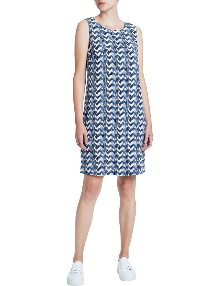 Mccoy Stripe Printed Dress image 1