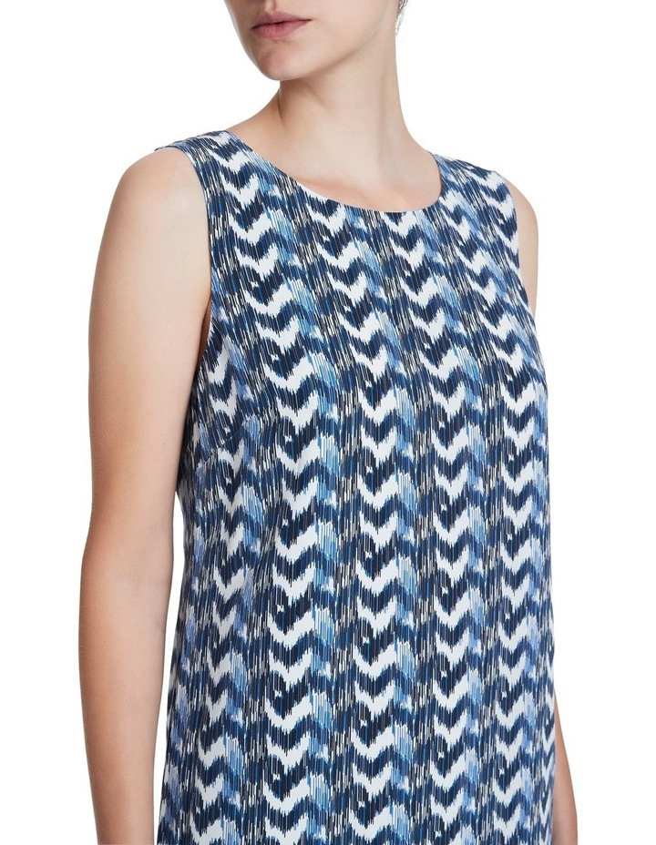 Mccoy Stripe Printed Dress image 4