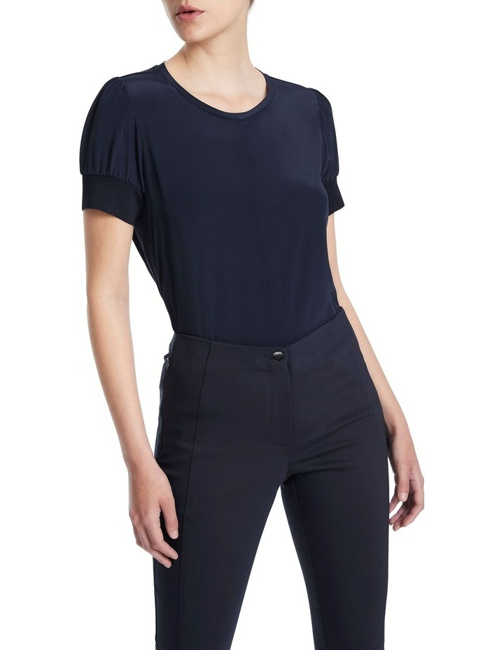 Every Hour Silk Jersey Top image 1