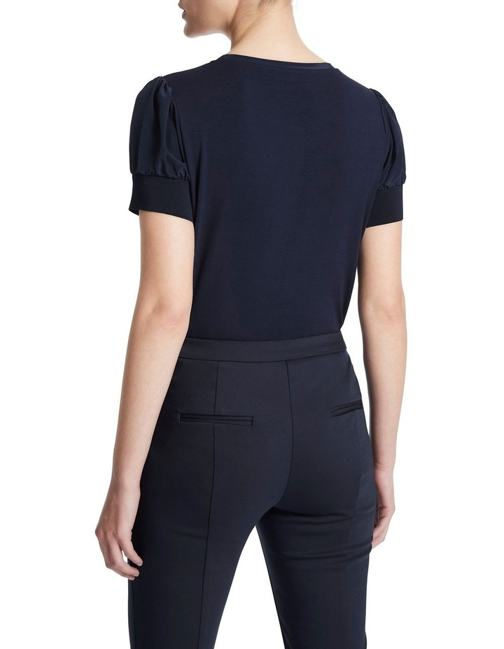 Every Hour Silk Jersey Top image 3