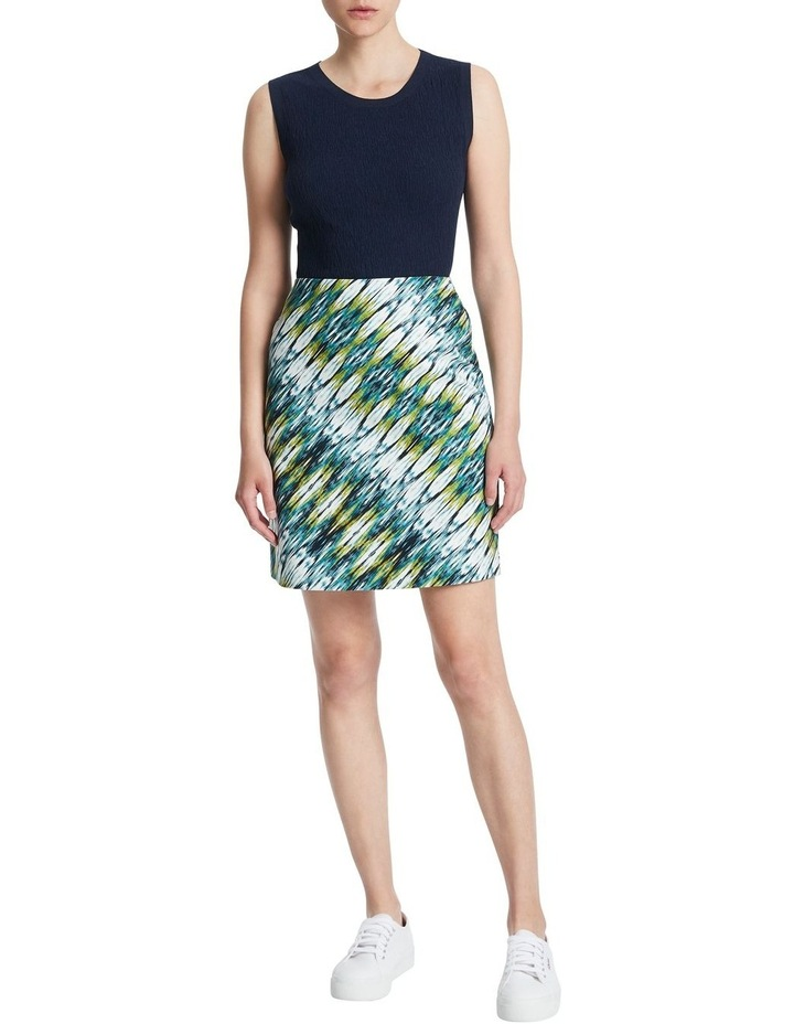 Ikat Print Skirt image 2