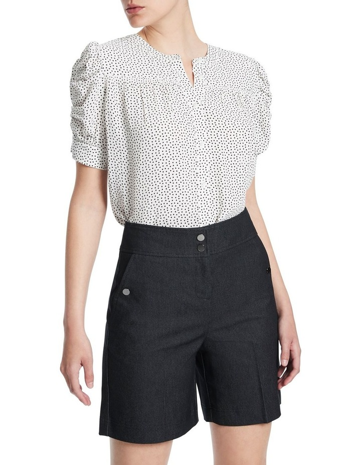Falling For You Printed Blouse image 1