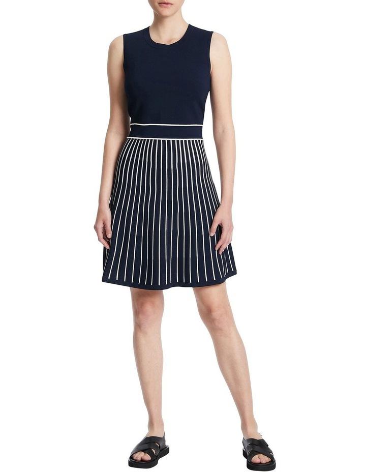 Sleeveless Knit Dress image 1