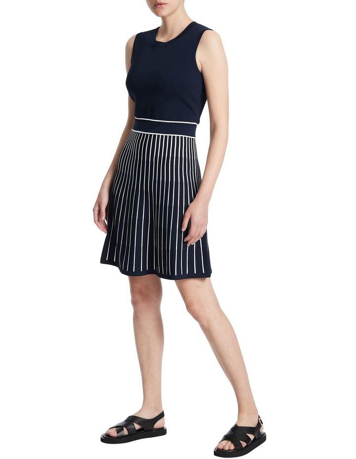 Sleeveless Knit Dress image 2