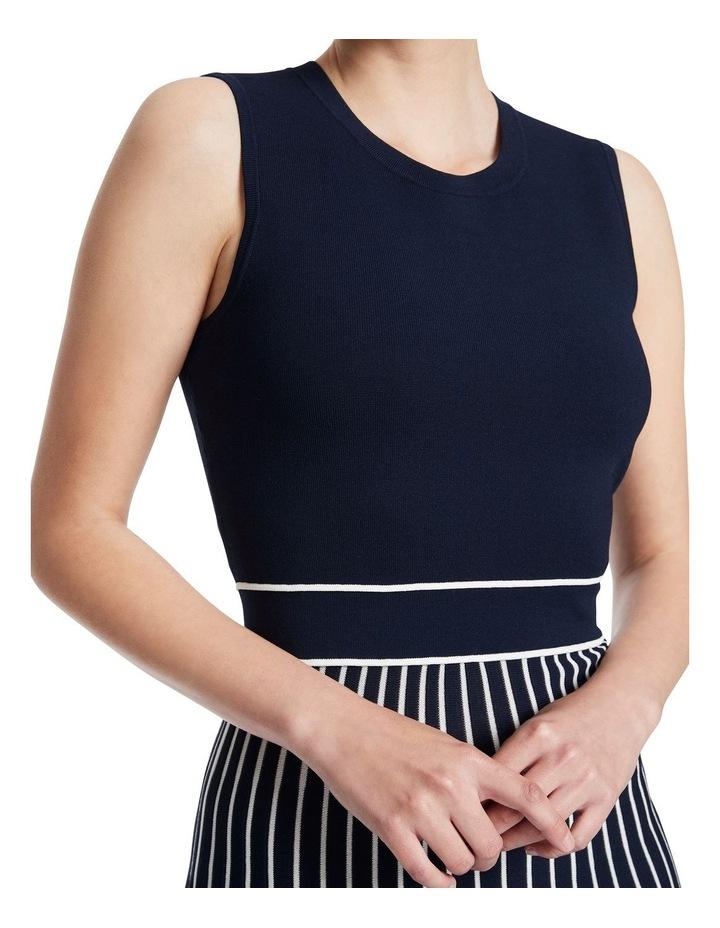 Sleeveless Knit Dress image 4