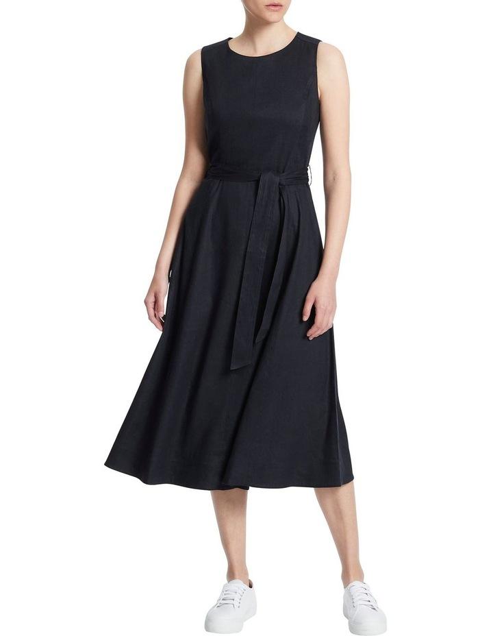 Eva Stretch Linen Dress image 1