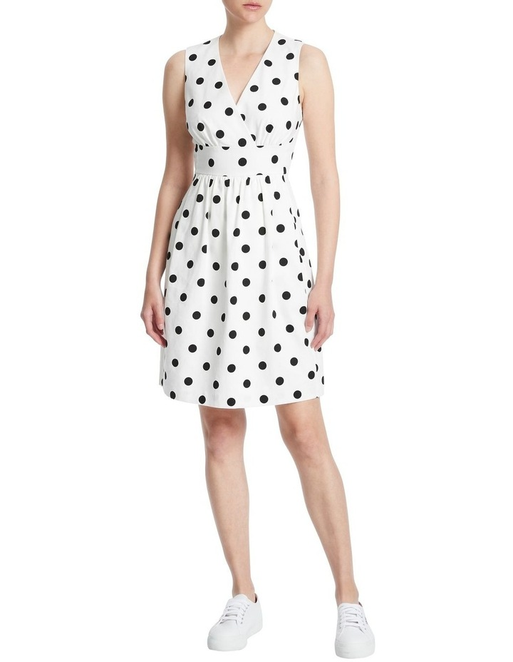 Penny Polka Dot Dress image 1