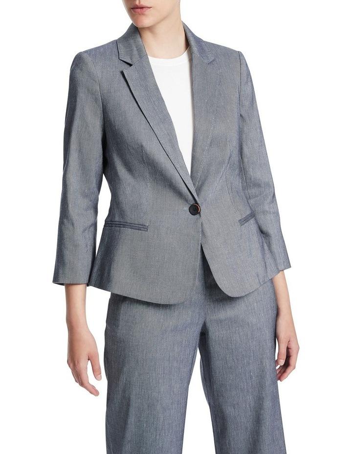 Rowan Linen Jacket image 1