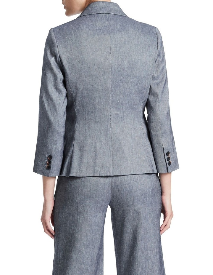 Rowan Linen Jacket image 3