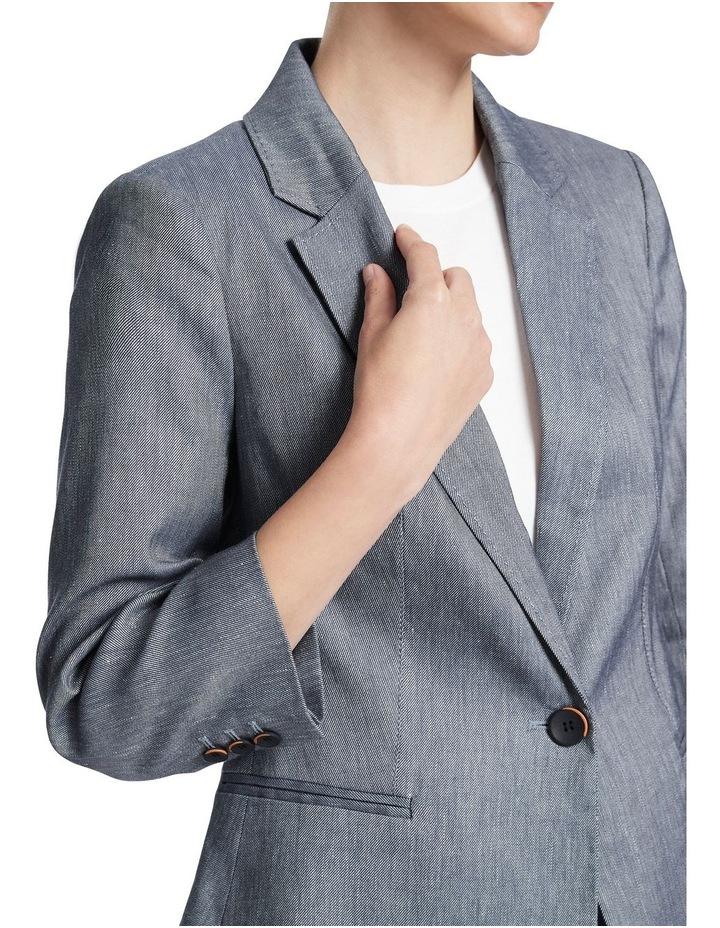 Rowan Linen Jacket image 4