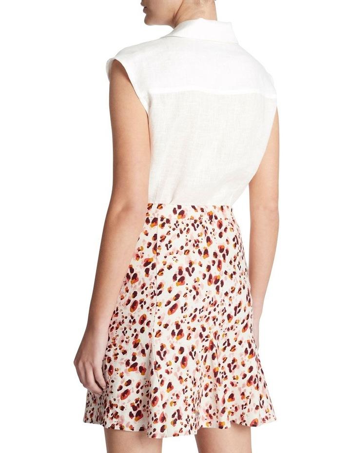 Sleeveless Linen Shirt image 3