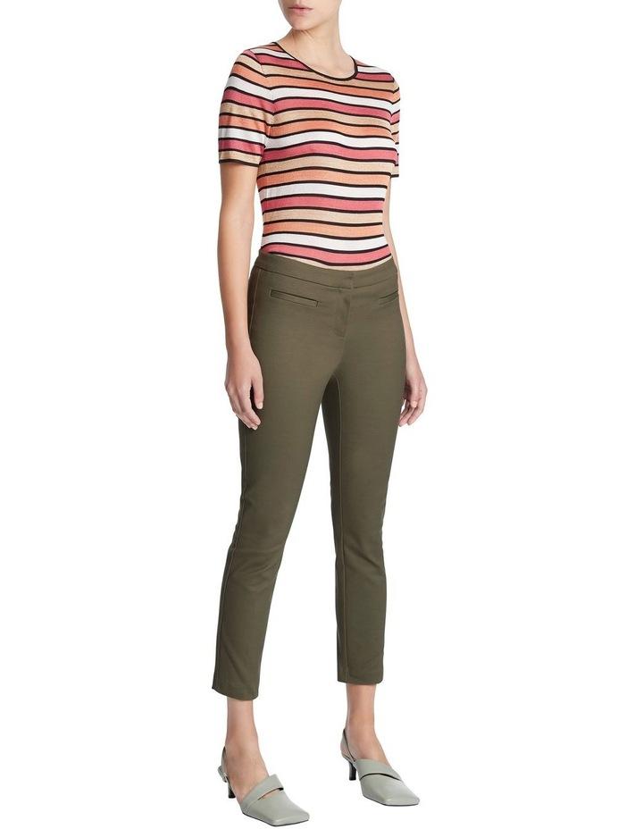 Sparkle Stripe Knit image 1