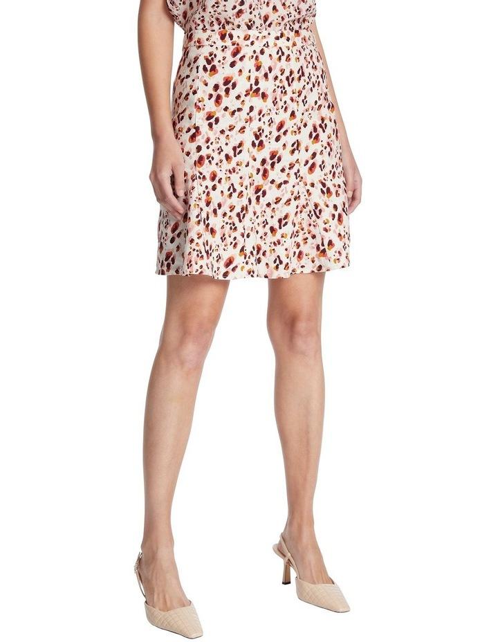 Animal Print Skirt image 2