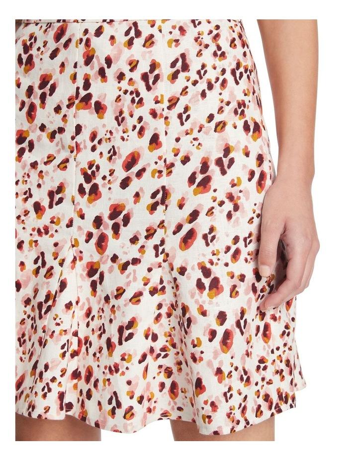 Animal Print Skirt image 4