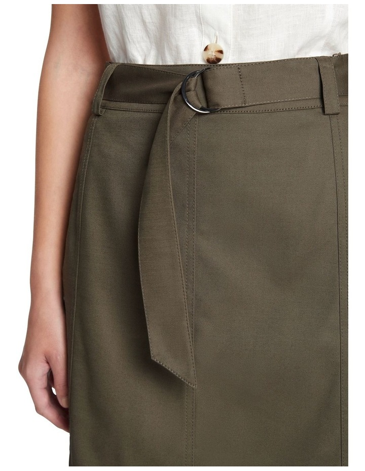 Clarissa Utility Skirt image 4